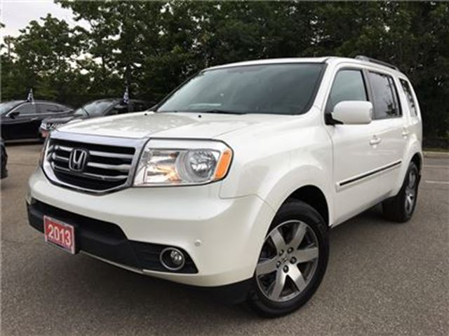 2013 Honda Pilot Touring l Single Owner l No Accidents l Trade In in Mississauga, Ontario