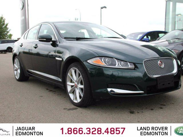 2015 JAGUAR XF XF 3.0 AWD - 4yr/80000kms manufacturer warranty included until June 26, 2019! Local Canadian Leaseback | No Accidents | Bluetooth | Navigation | Leather Dash | Heated Steering Wheel | Heated Front Seats | Power Sunroof | Heated Windshield with Rain S in Edmonton, Alberta