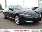 2015 Jaguar XF XF 3.0 AWD - CPO 6yr/160000kms manufacturer warranty included until June 26, 2021! CPO rates starting at 1.9%! Local Canadian Leaseback | No Accidents | Bluetooth | Navigation | Leather Dash | Heated Steering Wheel | Heated Front Seats | Power Sunroo in Edmonton, Alberta