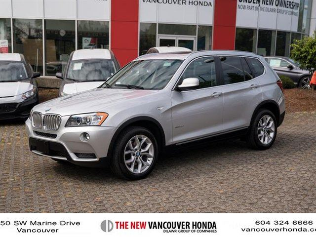 2011 BMW X3 xDrive28i in Vancouver, British Columbia