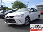 2016 Toyota Camry LE! Balance Of Factory Warranty! in Richmond, British Columbia