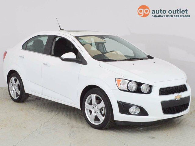 2014 Chevrolet Sonic LT in Red Deer, Alberta