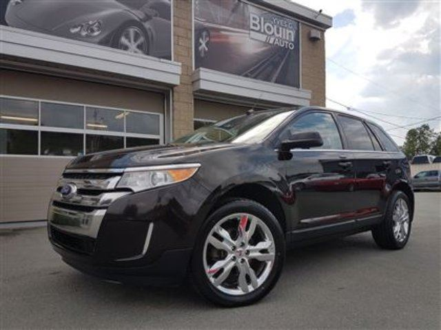 2013 Ford Edge Limited in Sainte-Marie, Quebec