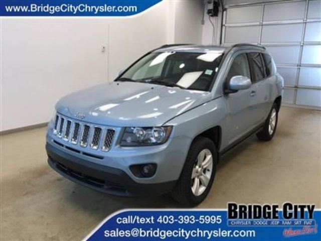 2014 JEEP COMPASS North- Keyless Entry and 4x4! in Lethbridge, Alberta