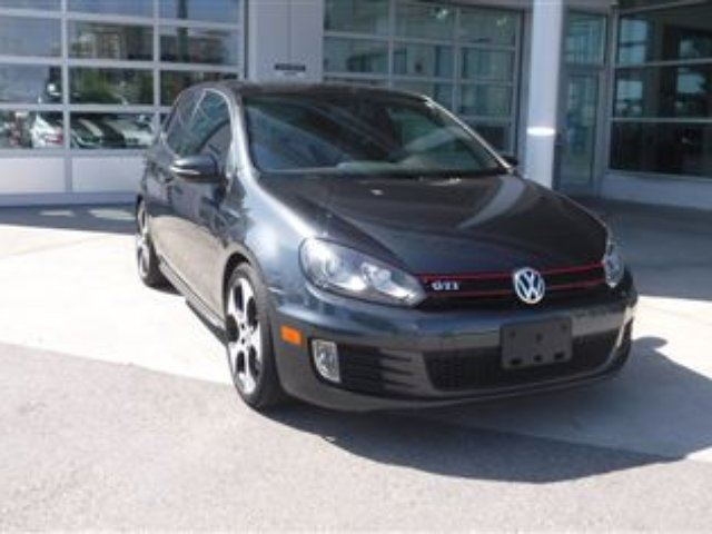 2010 VOLKSWAGEN GOLF GTI Navigation in Coquitlam, British Columbia