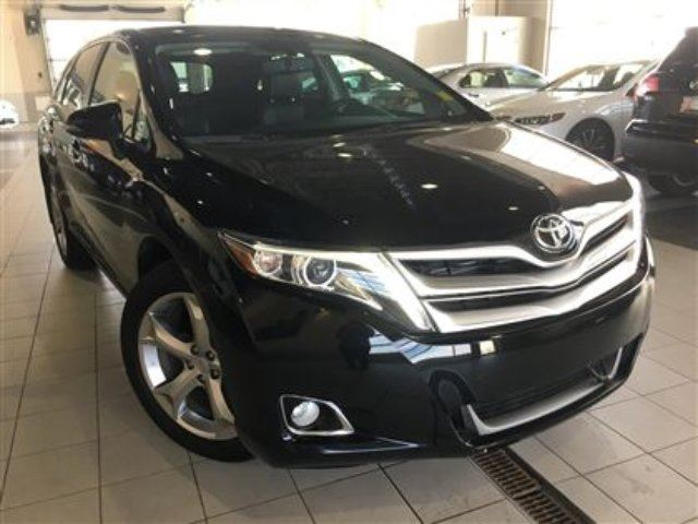 2014 TOYOTA VENZA AWD Bluetooth Homelink in Red Deer, Alberta
