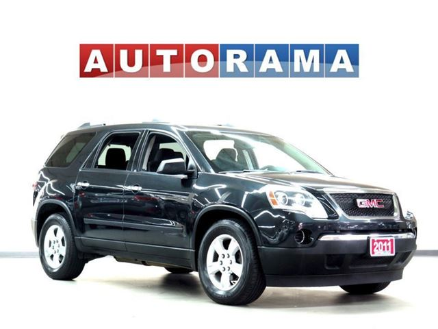 2011 GMC Acadia 7 PASSENGER AWD in North York, Ontario