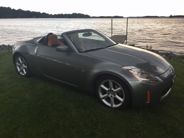 2005 Nissan 350Z GT Only 41000 km in Perth, Ontario