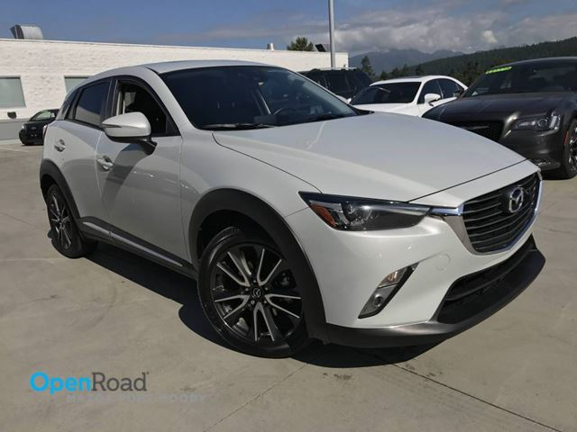 2016 MAZDA CX-3 GT AWD A/T Bluetooth USB AUX Leather Sunroof Na in Port Moody, British Columbia