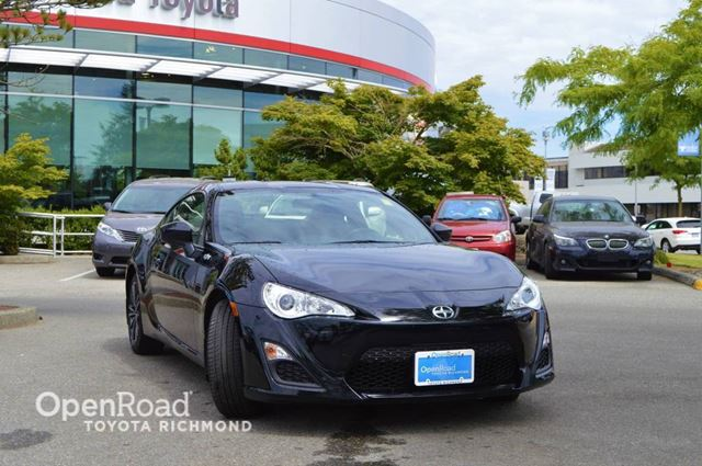 2015 SCION FR-S           in Richmond, British Columbia