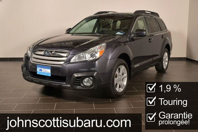 2013 Subaru Outback 2.5i Touring in St Leonard, Quebec