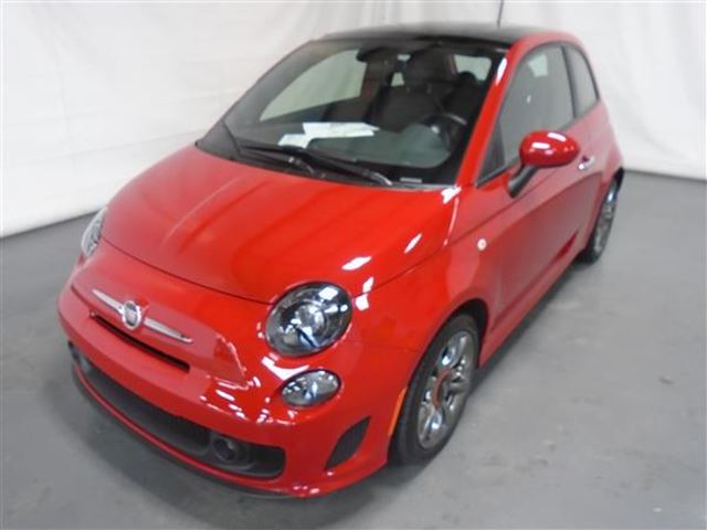 2015 FIAT 500 SPORT TURBO CUIR TOIT in Mascouche, Quebec