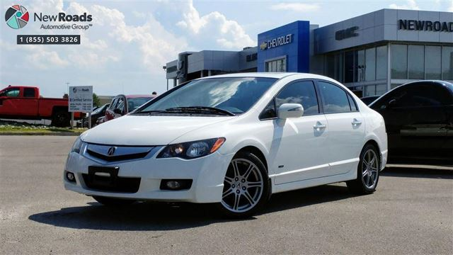 2011 ACURA CSX i-Tech i-Tech, NO ACCIDENT, ONLY 2 OWNERS in Newmarket, Ontario