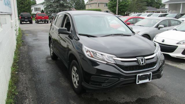 2015 HONDA CR-V LX in Kingston, Ontario