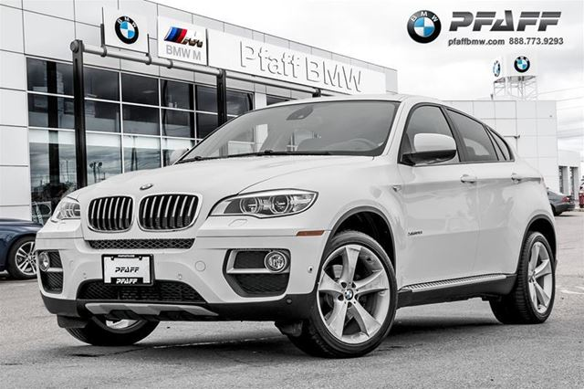 2014 BMW X6 xDrive35i in Mississauga, Ontario