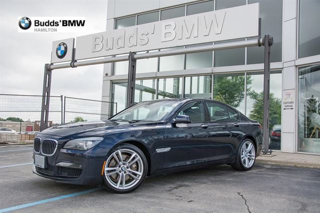2012 BMW 7 Series 750 in Hamilton, Ontario