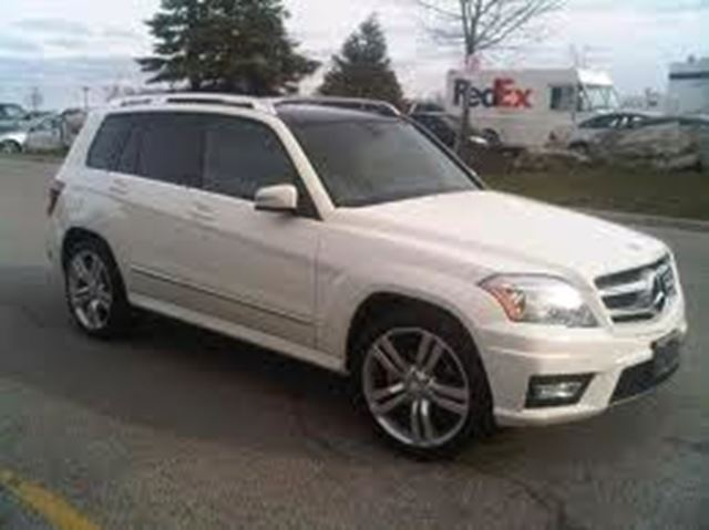 2013 Mercedes-Benz GLK-Class 4MATIC 4dr GLK350 in Mississauga, Ontario