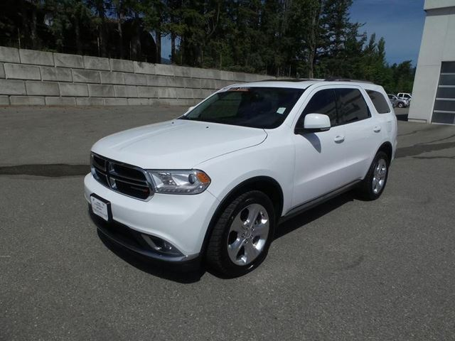 2014 DODGE DURANGO Limited in Salmon Arm, British Columbia