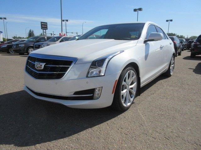 2015 Cadillac ATS Performance AWD in Lloydminster, Alberta
