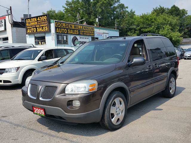 2009 Pontiac Montana SV6 w/1SB in Scarborough, Ontario
