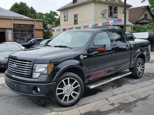 2010 Ford F-150 Harley-Davidson Limited Edition 4x4 in St Catharines, Ontario