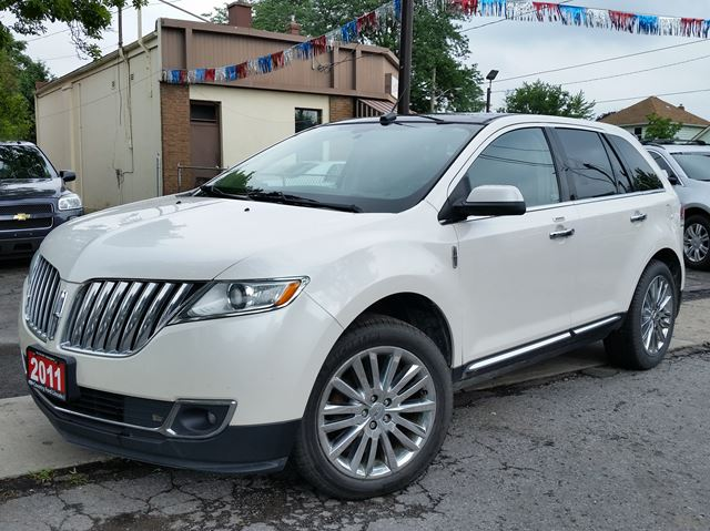 2011 LINCOLN MKX AWD in St Catharines, Ontario