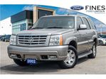 2002 Cadillac Escalade LOW MILEAGE! YOU CERTIFY & YOU SAVE! in Bolton, Ontario