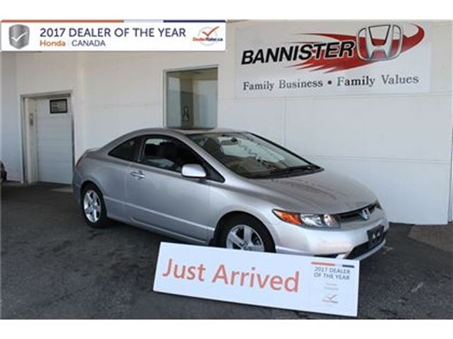 2006 Honda Civic EX Air, Roof, Heated Seats in Vernon, British Columbia