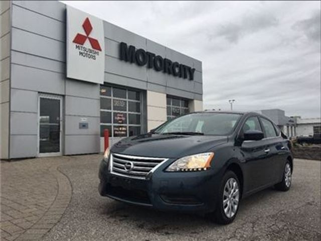 2015 Nissan Sentra           in Whitby, Ontario