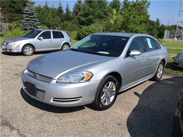 2012 Chevrolet Impala LT/CLOTH/POWER SEAT in Fonthill, Ontario