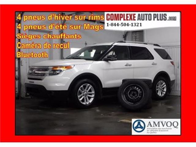 2013 Ford Explorer XLT V6 AWD 4x4 *7 passagers in Saint-Jerome, Quebec
