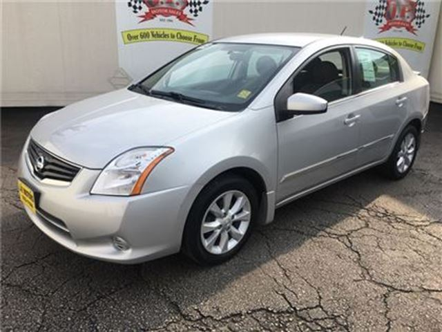 2012 Nissan Sentra 2.0 S, Automatic, Alloy's, Only 60,000km in Burlington, Ontario