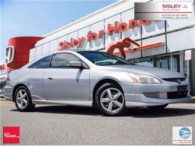 2005 Honda Accord Coupe EX-L - Value for Money in Thornhill, Ontario
