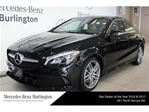 2018 Mercedes-Benz CLA250 Coupe in Burlington, Ontario