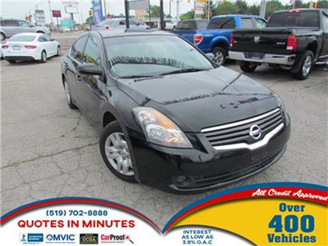 2009 NISSAN ALTIMA S   2.5L   GREAT STARTER in London, Ontario
