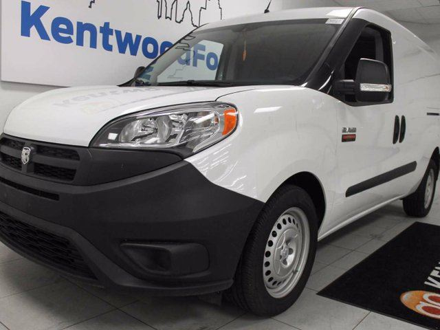 2016 RAM PROMASTER CITY ST Promaster City with backup cam and tons of transporting or storing space! in Edmonton, Alberta