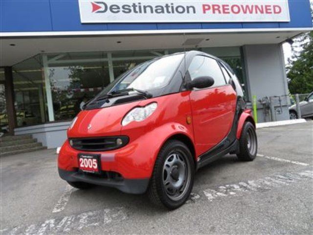 2005 SMART FORTWO Pure in Vancouver, British Columbia