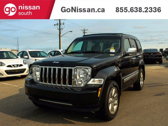 2008 Jeep Liberty Limited Edition 4dr 4x4 in Edmonton, Alberta