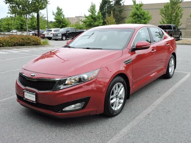 2013 KIA Optima LX in Surrey, British Columbia