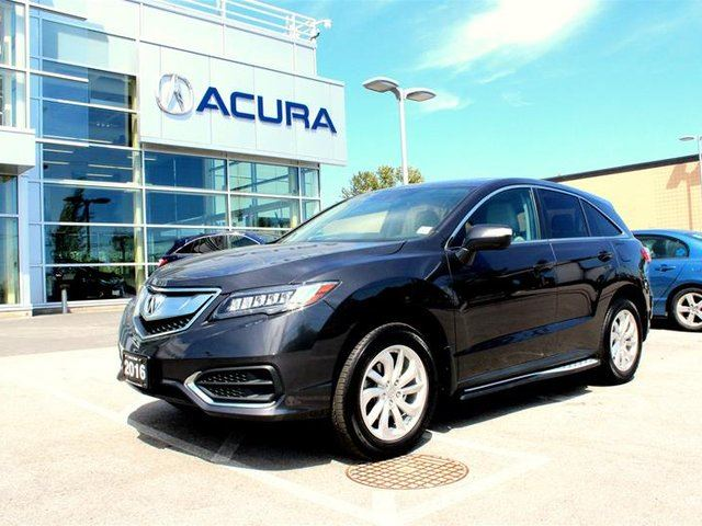 2016 ACURA RDX Tech at in Surrey, British Columbia