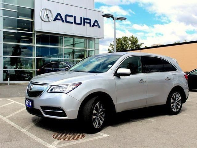 2014 ACURA MDX Tech at in Surrey, British Columbia