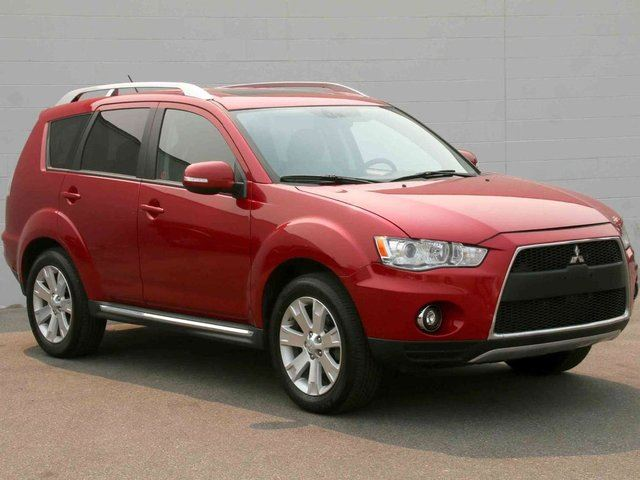 2010 MITSUBISHI OUTLANDER GT 4dr AWD in Kelowna, British Columbia