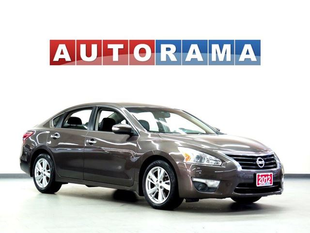 2013 Nissan Altima TECH PKG NAVIGATION LEATHER SUNROOF in North York, Ontario