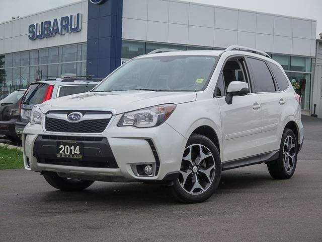 2014 SUBARU FORESTER XT TURBO in Stratford, Ontario