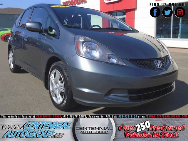 2014 Honda Fit LX in Summerside, Prince Edward Island