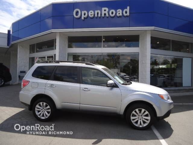 2012 Subaru Forester X Limited ONLY 40K in Richmond, British Columbia