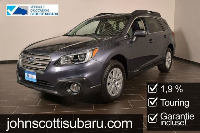 2017 Subaru Outback Touring in St Leonard, Quebec