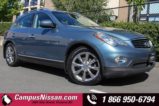 2009 INFINITI EX35 AWD Journey  Premium Pkgs in Victoria, British Columbia