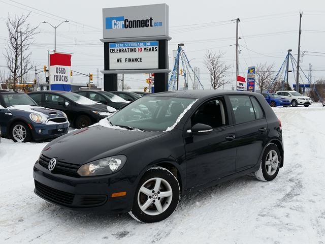 2013 VOLKSWAGEN GOLF ONLY $19 DOWN $54/WKLY!! in Ottawa, Ontario