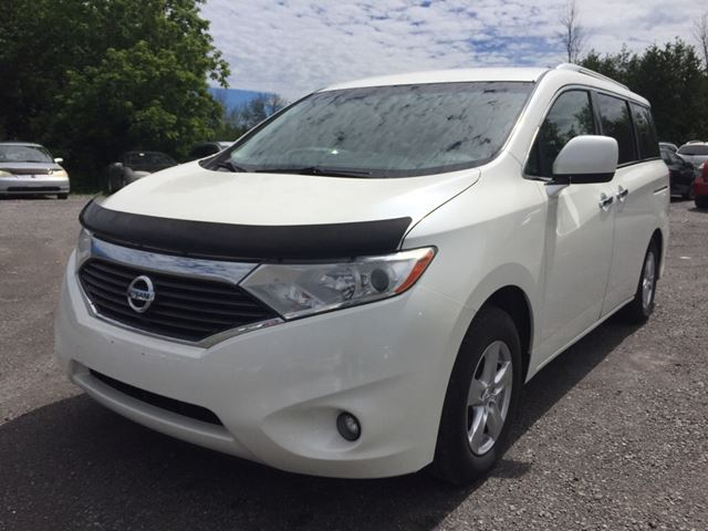 2011 Nissan Quest 3.5 SV in Ottawa, Ontario